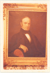 Dr. Asa Anderson, son of William Clark Anderson, Sr., and Carey (Brashears) Anderson and a grandson of Absolom (I) Anderson by his first wife, Mary Clark(e) Anderson. This full color portrait (the original of which is possibly today with the Anne Arundel County Historical Society) has appeared in our printed newsletter along with an article about the doctor and his family and in two editions of the book From Sotweed to Suburbia about the history of Crofton, Anne Arundel County, Maryland, where Dr. Anderson is credited as being the earliest physician in the community that later became Crofton.