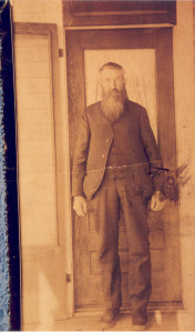 . Isaac Cord Anderson(s), of Ohio, a descendant (son or grandson) of Joshua Anderson, son of Absolom (I) Anderson by his second wife, Ann (Wheeler) Anderson.