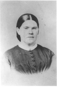 """Sarah Elinor Woodward, an unmarried daughter of Henry (""""Captain Harry"""") Woodward and Eleanor (Williams) Turner Woodward, his wife, of Millersville and Waterbury, Anne Arundel County, Maryland, who (probably) lived in the old Woodward home at Severn Cross Roads, Millersville"""