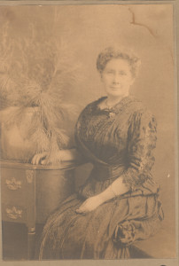 """Rosa Hall Baldwin (Mrs. Rignal Woodward Baldwin, Sr.) , a lineal descendant of Ann Duckett (Anderson) Hall, of the Absolom (I) Anderson family. She married Attorney Rignal Woodward Baldwin, Sr. (son of William Henry, Sr., and Jane Maria (Woodward) Baldwin, of Bunker Hill Farm at Severn Cross Roads, Millersville, Maryland, and they were the parents of something like six children and have many descendants living today. For some years their namesake son, Rignal Woodward Baldwin, Jr., also an attorney, and his family, resided in the large white Superintendent's home """"on the hill"""" at the Savage Mill, still standing and in use, because that branch of the Baldwins owned and operated the Savage Mill prior to World War II, and Mr. Rignal W. Baldwin, Jr., was then the Mill Superintendent"""
