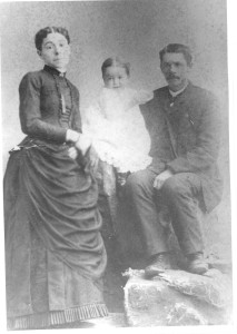 Julia Comfort Hall Collinson who had two children, Benjamin Collinson, Jr., and Jennie, all as above mentioned previously,