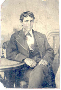 Mike Duff - Not sure which Duff he is (was), but Susan (Anderson) Duff, of Concord, Ohio, was a daughter of William Thomas and Hannah (Moler) Anderson, of Providence Plantation at Woodwardville, and, by virtue of her Duff marriage, there commenced a line of Duff/Anderson descendants in Ohio. This could be of any of them.