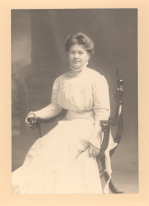 "Cora Woodward (Anderson) DuLaney. To many of us, she was simply ""Mrs. DuLaney."""