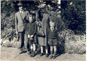 Amanda & J C McDonald and several of their grandchildren