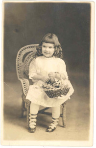 Margaret Anna McDonald (died young)