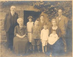 G. S. Moler and family