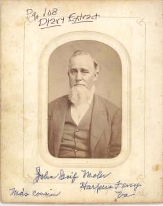 John Grif Moler DE 108