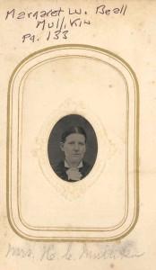 Margaret W. (Beall) Mullikin, wife of H. Clay Mullikin, Jr. DE:84.