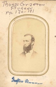 Thomas Grafton Plummer