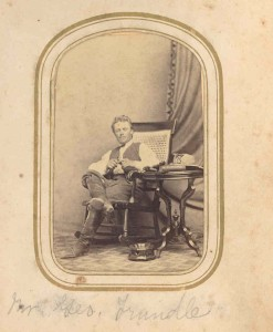 George Trundle. Not identified.
