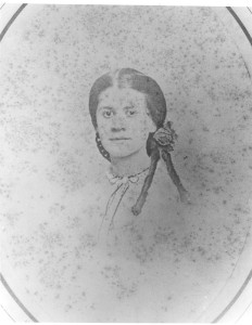 "Mary Virginia (""Jinny"") Anderson, the first Mrs. Daniel Dodge (I) Woodward. DE:6,11,13,15,21,22,23,29,34,35,42,74,80,88,112."