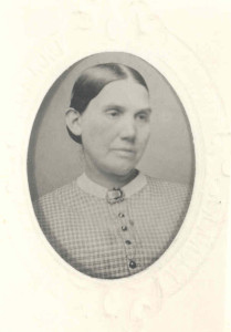 Mary Jane (Hall) Woodward, the second Mrs. Rignal Duckett Woodward, of Abington at Millersville, Maryland. DE:2,23,81,99. She was a daughter of Ann Duckett (Anderson) Hall and Thomas Hall, her husband.
