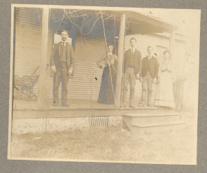 The William H. Anderson family-some of them probably with some of their Meade and/or Scrivener cousins.