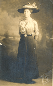 Jessie Richards on July 31, 1911 in Altoona, Pa. 3 years before marrying Robert Aubrey Anderson. They had 5 children together and retired in Mill Creek, Pa.