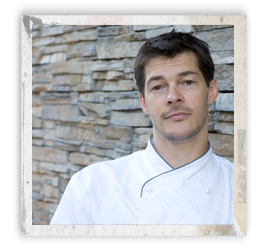 Chef Scott Elliot Anderson, head chef and part owner of elements and Mistral, both located in Princeton, N.J. More can be learned about Scott and elements at www.elementsprinceton.com