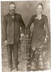 """Courtesy Tacy A. Shoemaker Lewis Happy 200th birthday to my 3rd great grandfather, George Shannon Anderson born in Belmont County, Ohio to Humphrey and Lavinia Shannon Anderson. pictured here with his wife, Sarah Smith. He was named for his uncle, George Shannon, Jr., the youngest member of the Lewis & Clark Corps of Discovery, and for his grandfather, George Shannon, Sr., a Revolutionary War soldier. For further details about this family, see (a) the article, ""The Descendants of William Clark Anderson and the 'Lewis and Clark Expedition'"", by Richard Dell Anderson, appearing in Grassland History Notes, Vol. 2, Issue No. 1 of June, 2002; and (b) pages 90 et seq. in Andersons from the Great Fork of the Patuxent (1948), by Cora Woodward (Anderson) DuLaney [both available for reading, copying, and printing on the ""Publications"" portal of this ""web site""]. In small type, of course."